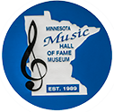 Minnesota Music Hall of Fame Logo